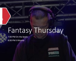 Fantasy Thursday