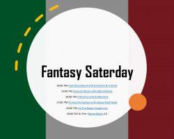 Fantasy Saturday