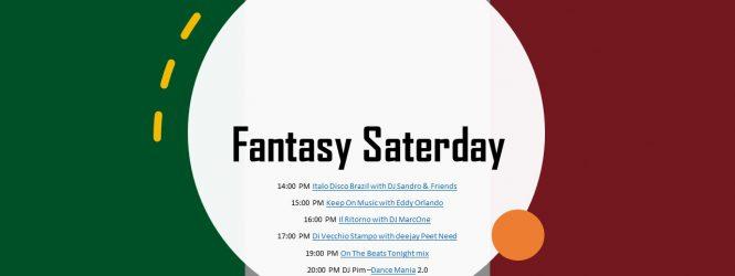 Fantasy Saterday