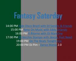 Fantasy Saturday