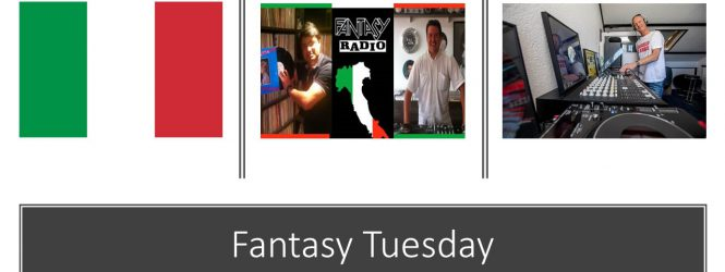 Fantasy Tuesday