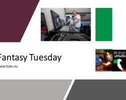 Fantasy Tuesday