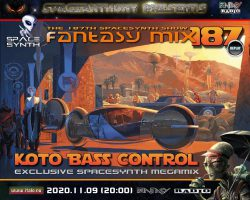 Fantasy Mix 187 – Koto Bass Control (by SpaceAnthony)