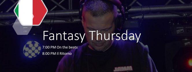 Fantasy Thursday
