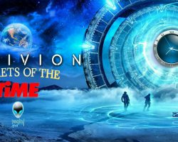 Oblivion – Secrets Of The Time – SpaceSynth mix by mCITY
