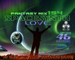 Fantasy Mix 194 – SpaceSynth Love ( by mCITY )