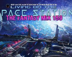 SpaceAnthony Presents –  Living On The Space Station