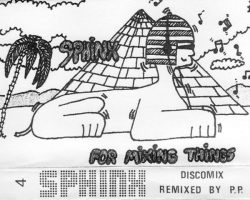 Tuesday 8 PM -> Sphinx 12A June-July 1986 Summermix