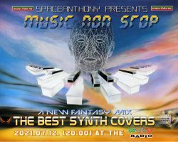 """Space Anthony presents """"music non stop"""""""