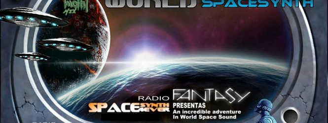 Fantasy Mix 11 – The Masters Of Spacesynth