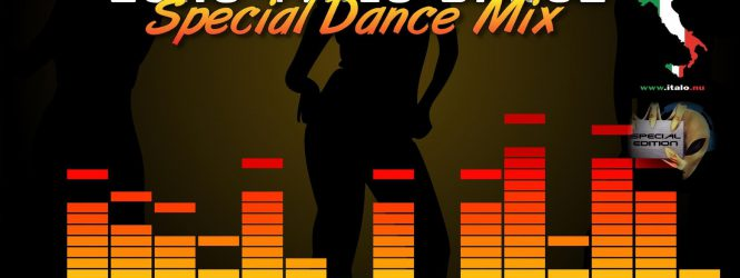 SpaceAnthony Presents – Euro-Italo Dance – Special Dance Mix