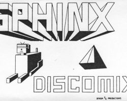 Mixed by P.P. – Sphinx 13 part A and B Aug. 1986
