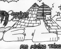 8 PM cet Sphinx 21 A-B Tape from May1987