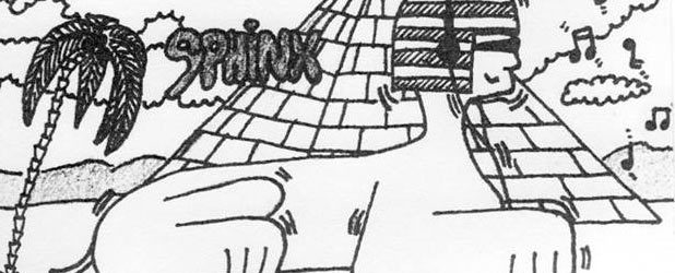 Mixed by P.P. – The Sphinx 15A And B Oct 1986 (20-7-2021-8PM)