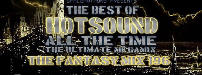 SpaceAnthony – Presents – Fantasy Mix 196