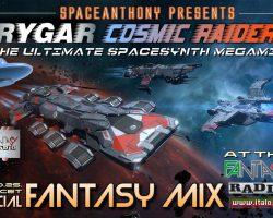 SpaceAnthony  Presents – Rygar Cosmic Raiders –  MegaMix